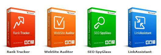 Los 4 programas de Seo PowerSuite