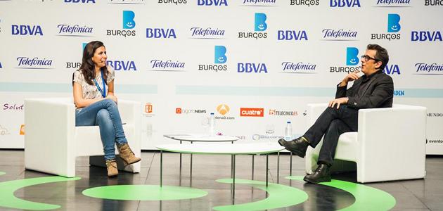 Buenafuente y Ana Pastor en iRedes Burgos