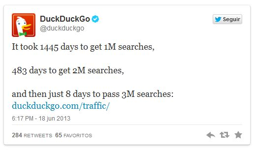 tweet de duck duck go