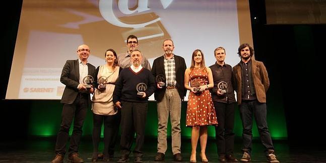 ganadores de los premios Diario Vasco