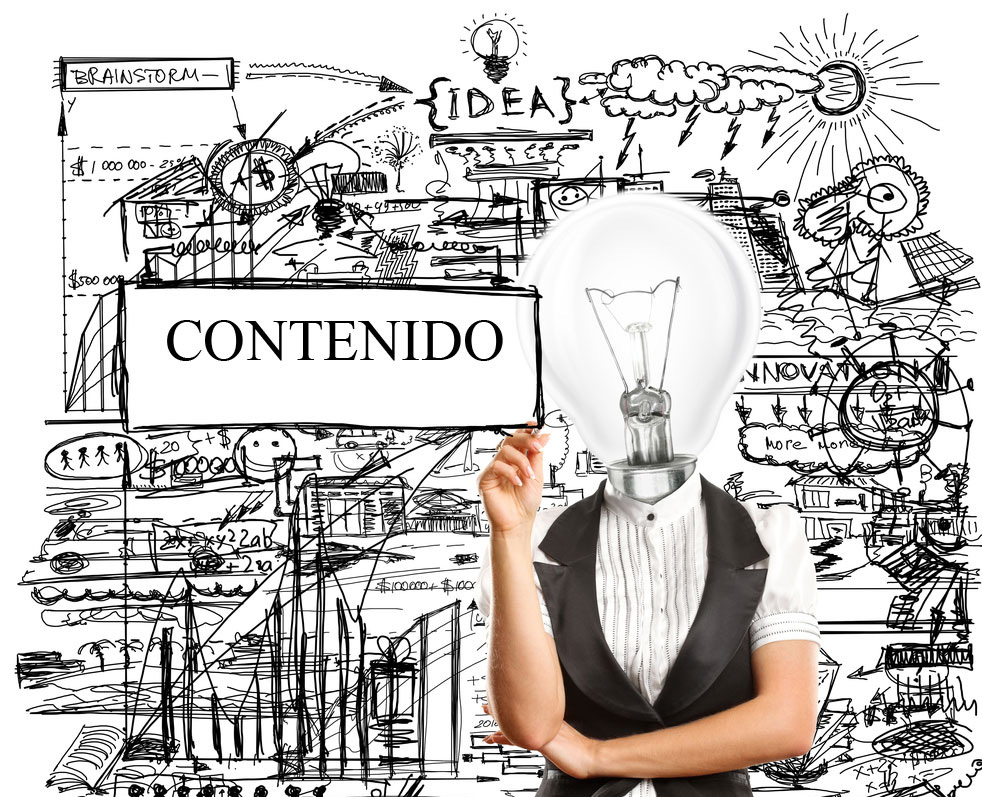 idear una estrategia de marketing de contenidos